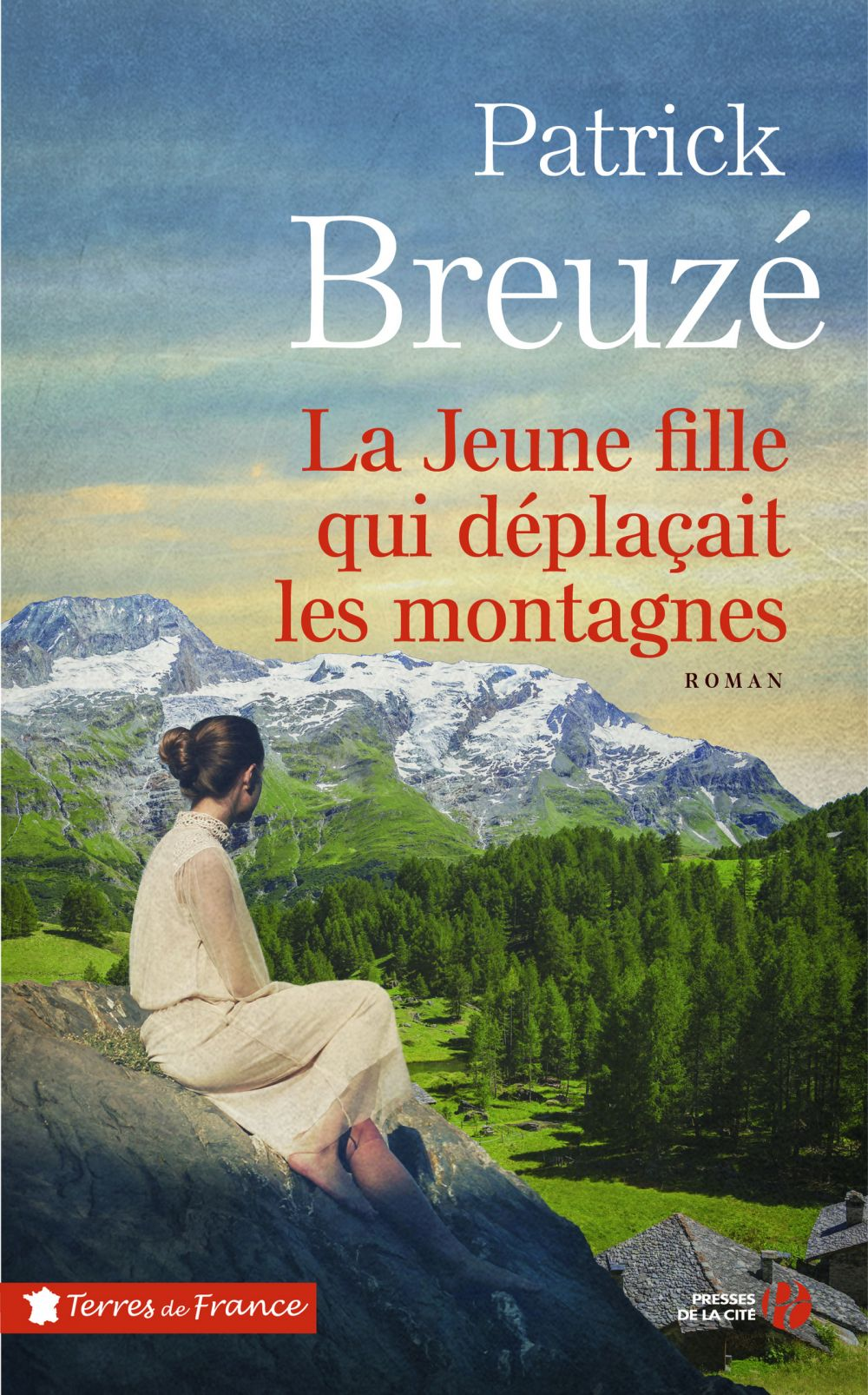 La Jeune Fille qui déplaçait les montagnes | BREUZE, Patrick. Auteur