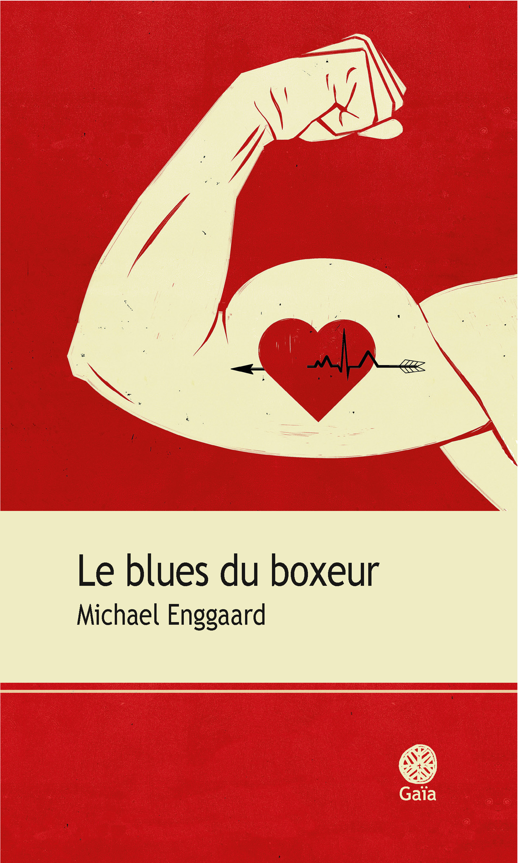 Le blues du boxeur | Enggaard, Michael