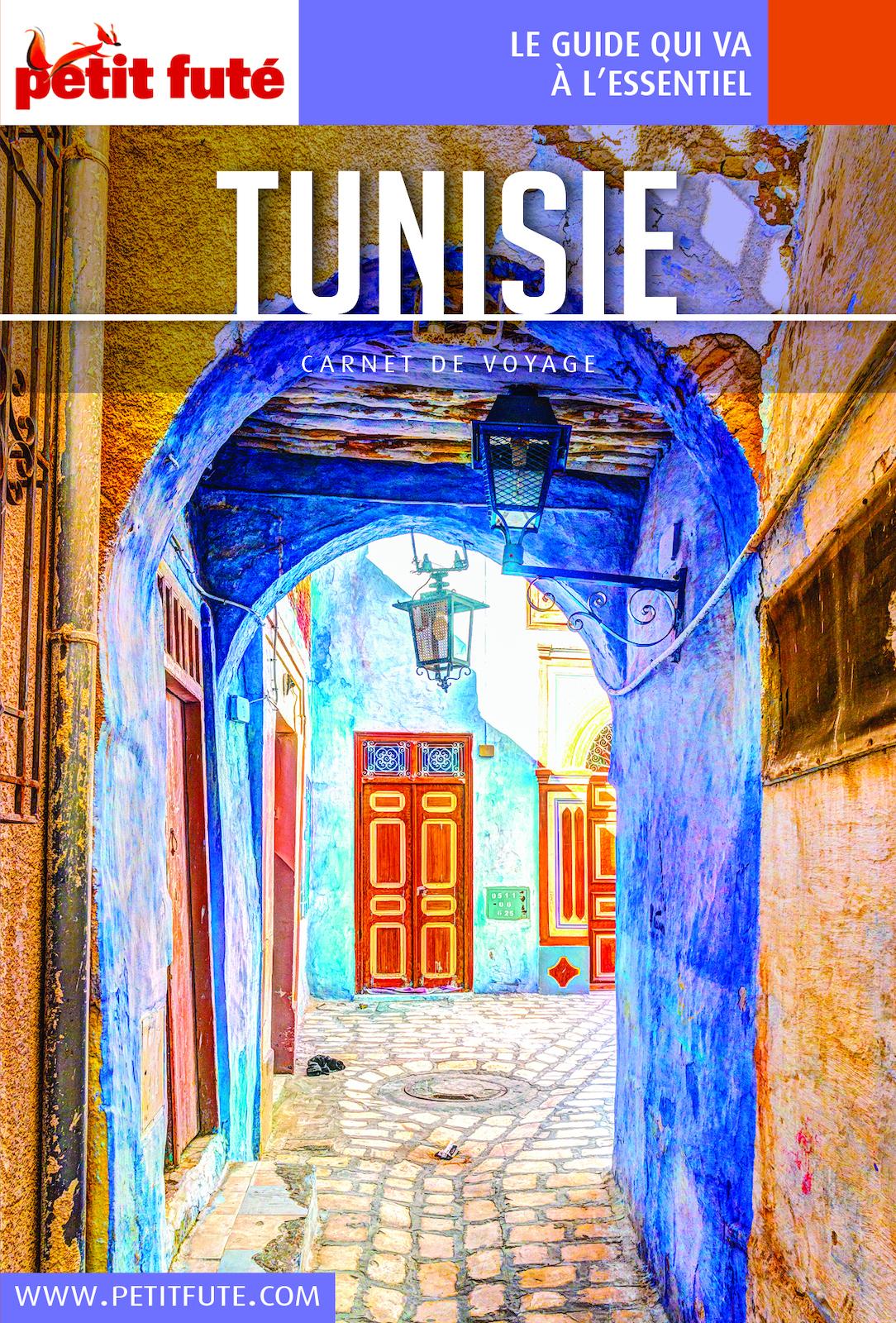 TUNISIE 2019 Carnet Petit Futé
