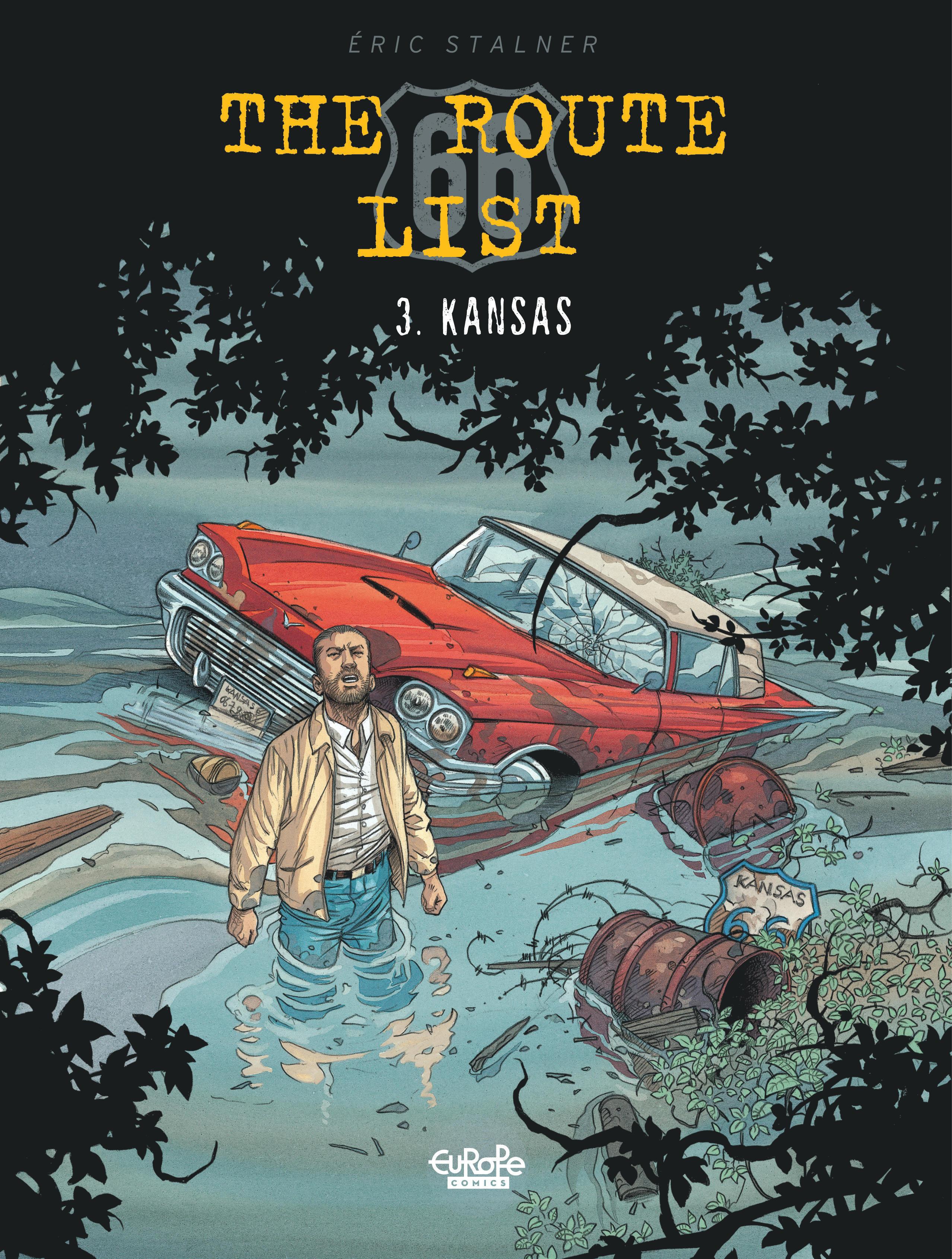 The Route 66 List 3. Kansas