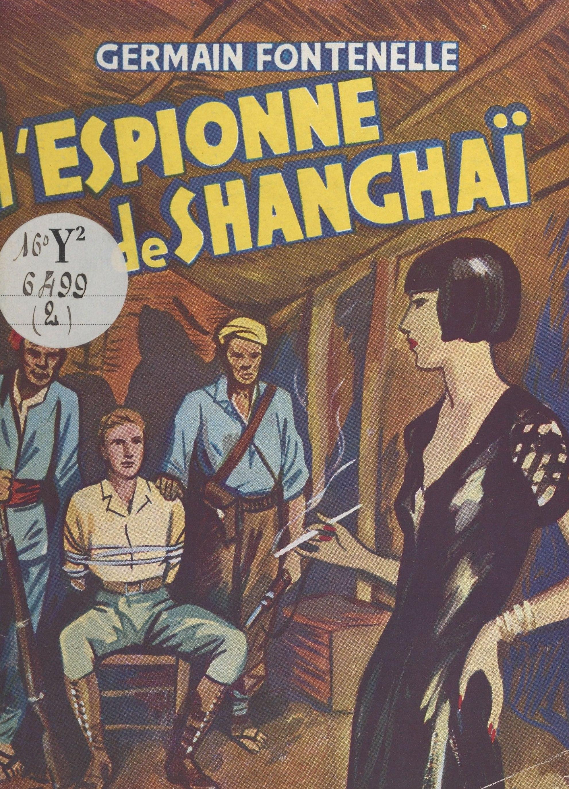 L'espionnage de Shangaï