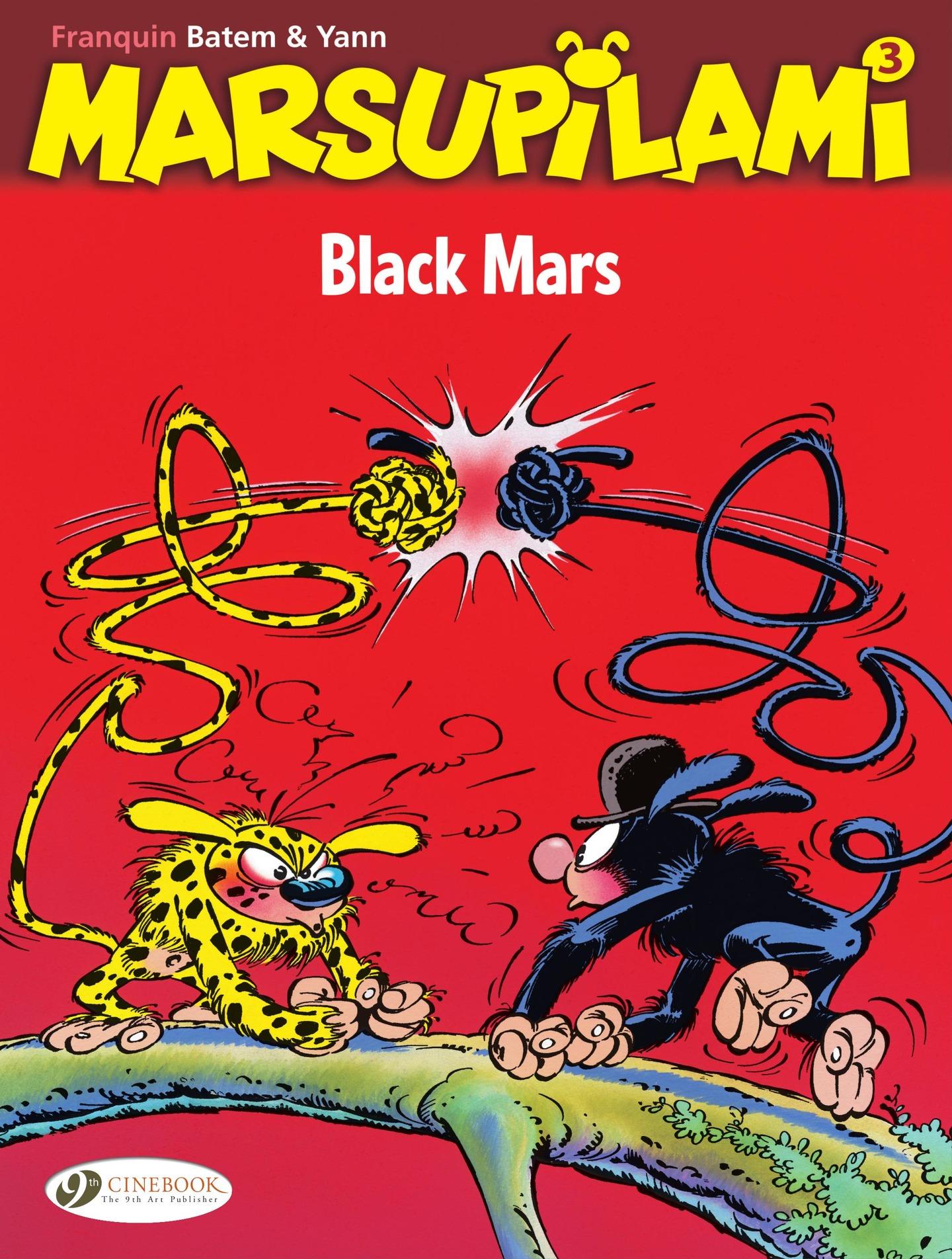 The Marsupilami - Volume 3 ...