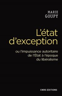 L'Etat d'exception. Crise d...