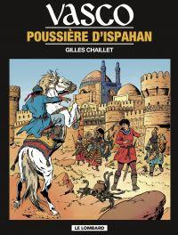 Image de couverture (Vasco - tome 9 - Poussière d'Ispahan)