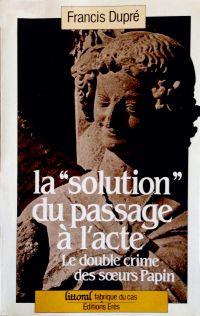 """La """"solution"""" du passage à ..."""