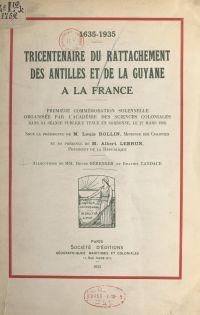 Tricentenaire du rattacheme...