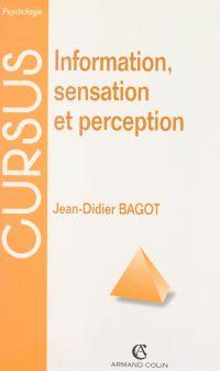 Information, sensation et p...