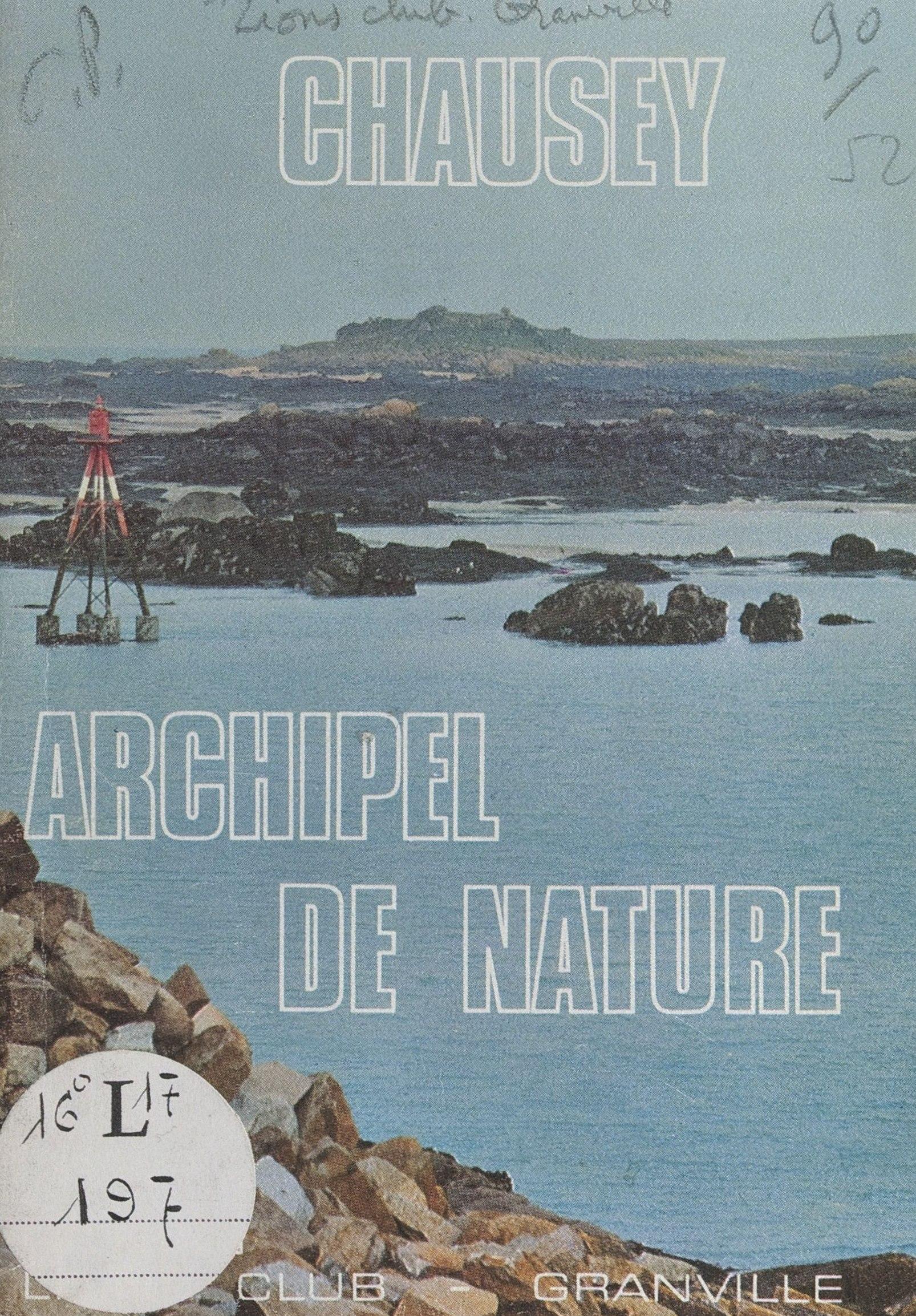Chausey, archipel de nature