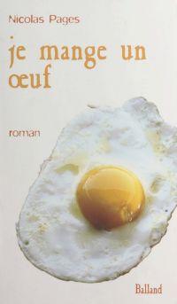 Je mange un œuf