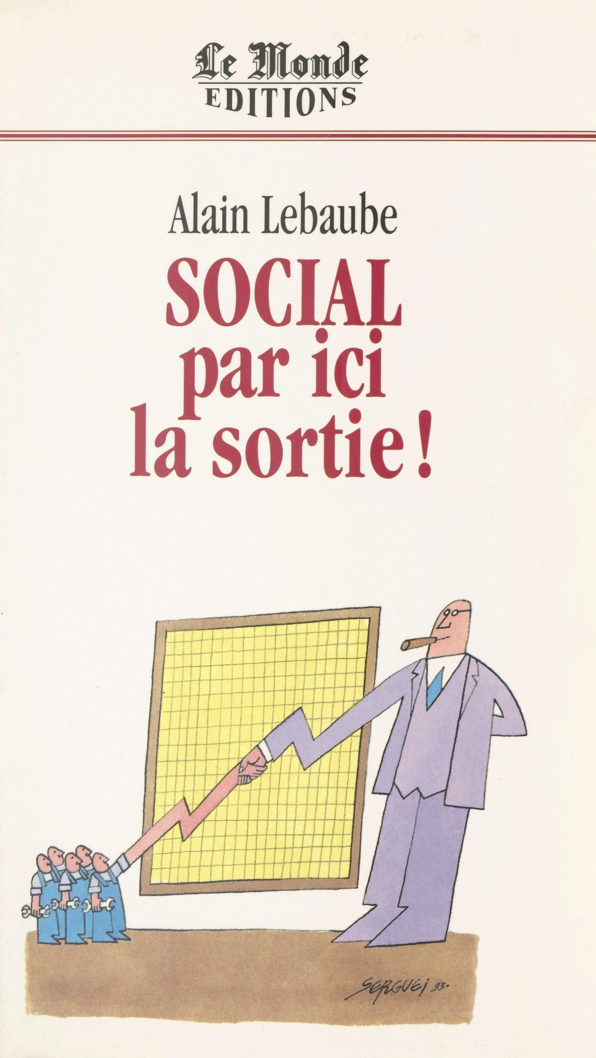 Social, par ici la sortie !