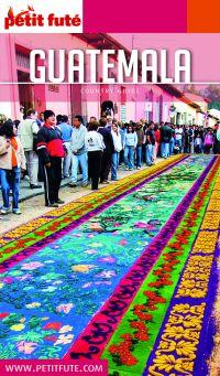 Image de couverture (GUATEMALA 2018/2019 Petit Futé)