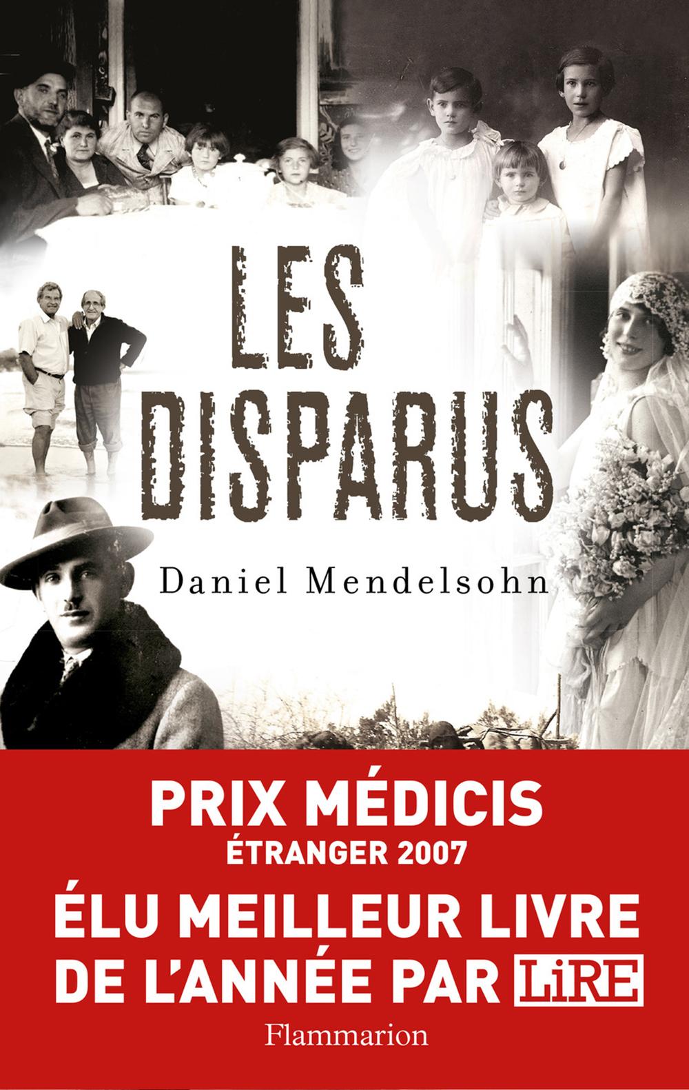 Les Disparus | Mendelsohn, Daniel