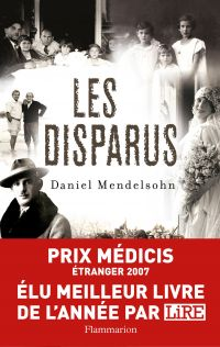 Cover image (Les Disparus)