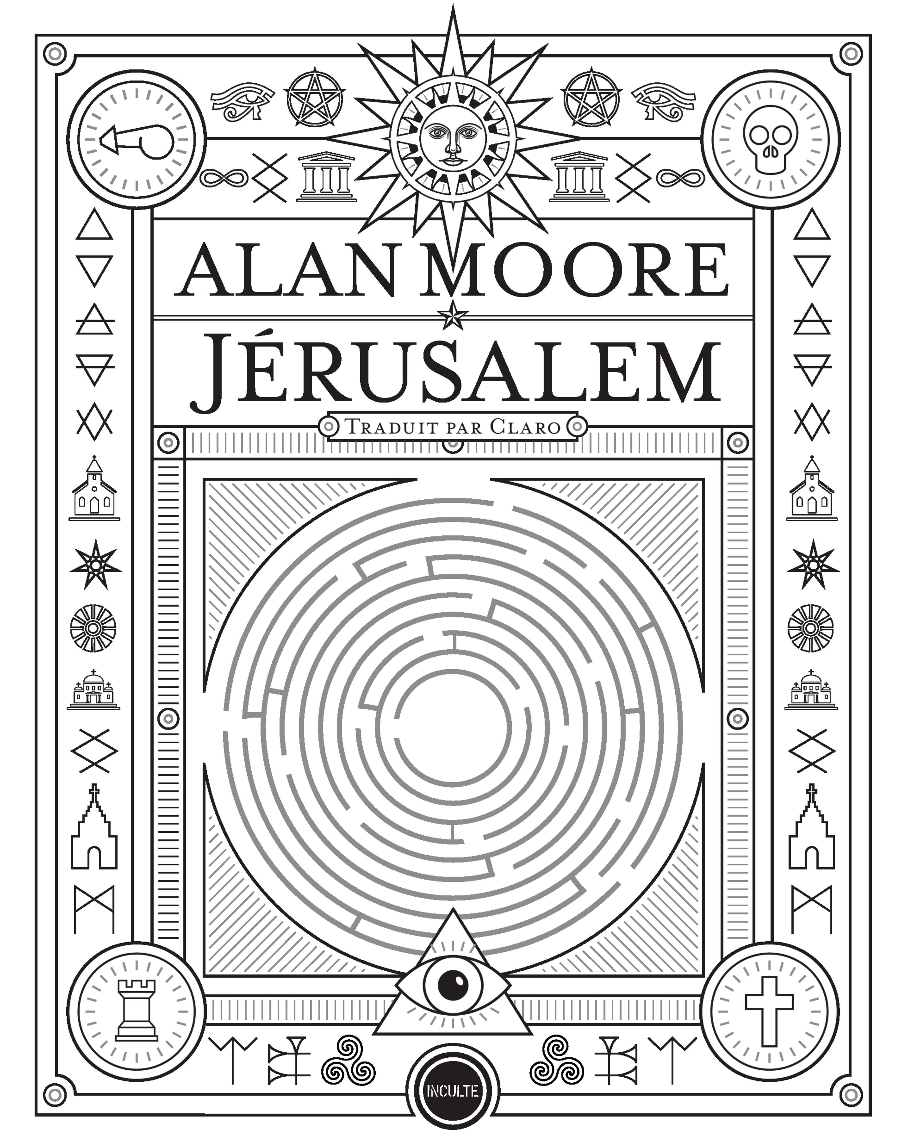 Jérusalem | Moore, Alan