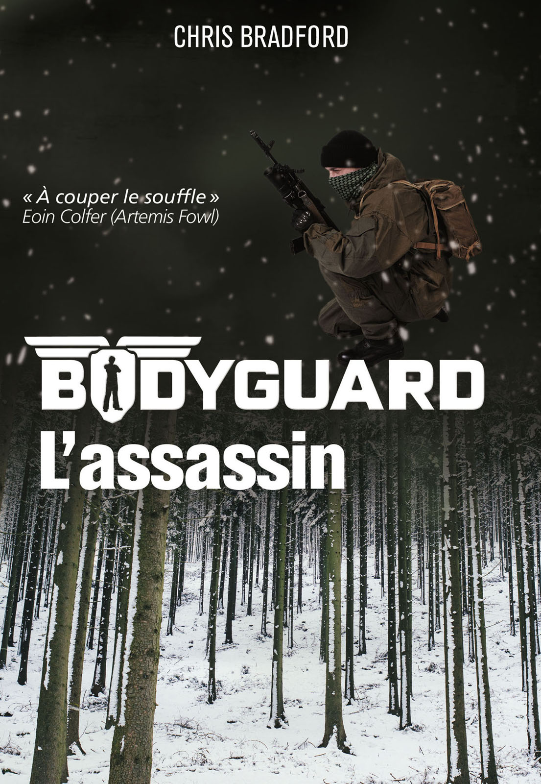 Bodyguard (Tome 5)  - L'ass...