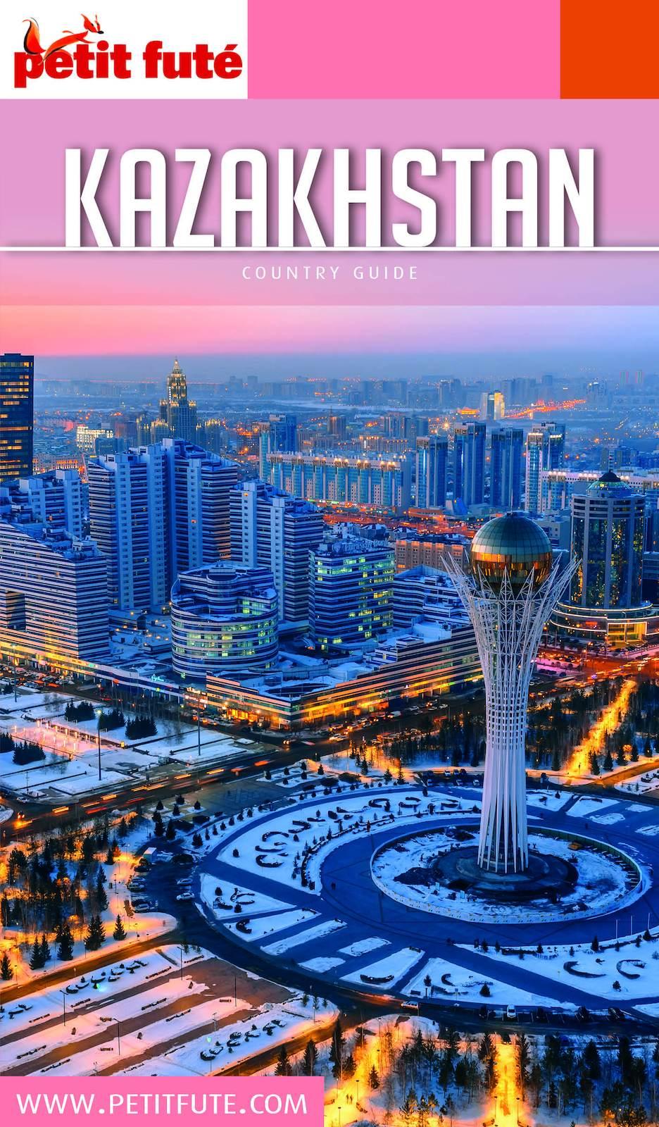 KAZAKHSTAN 2019/2020 Petit Futé