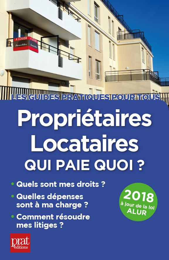 Propriétaires, locataires 2018