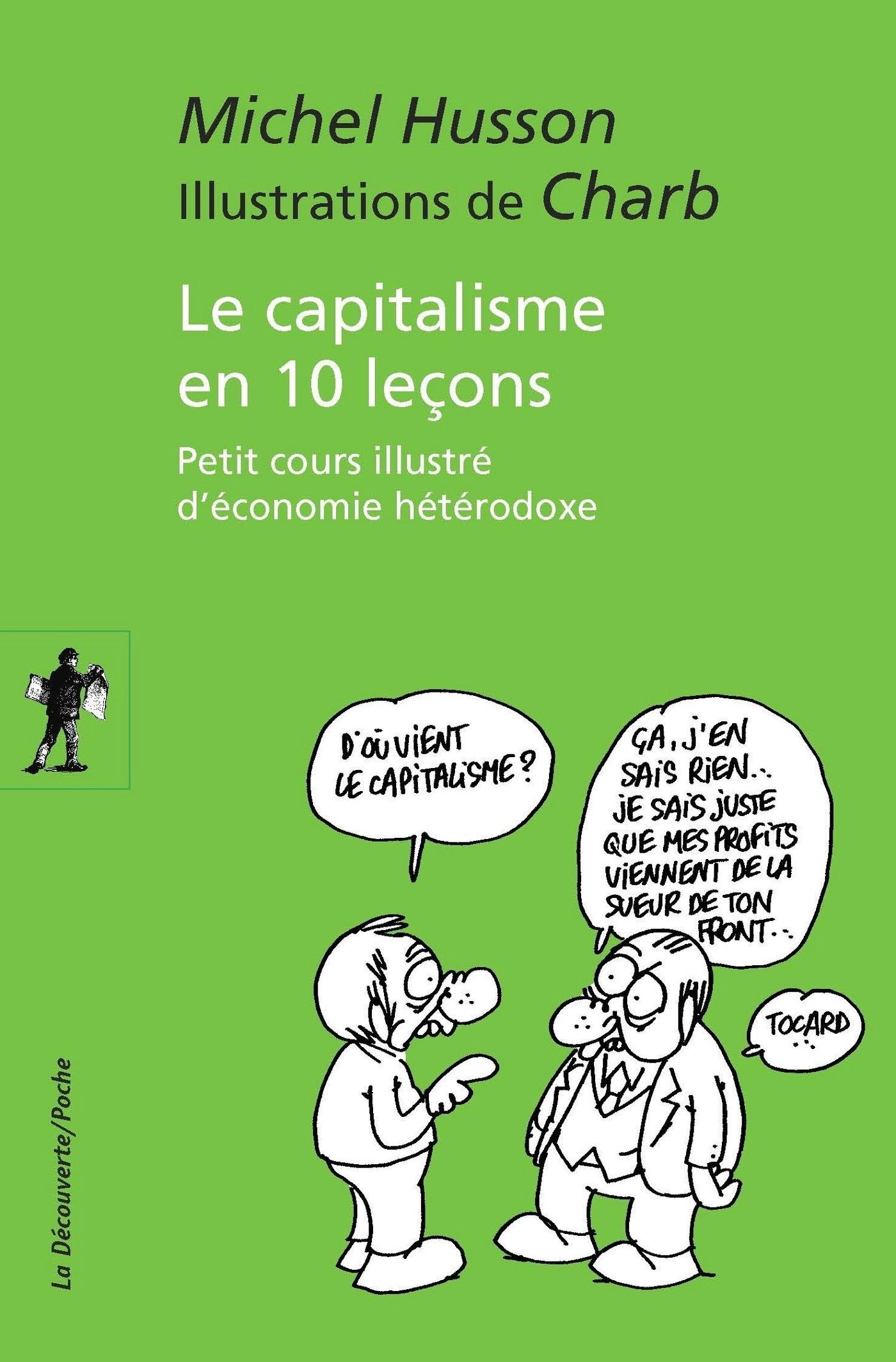Le capitalisme en 10 leçons | CHARB,