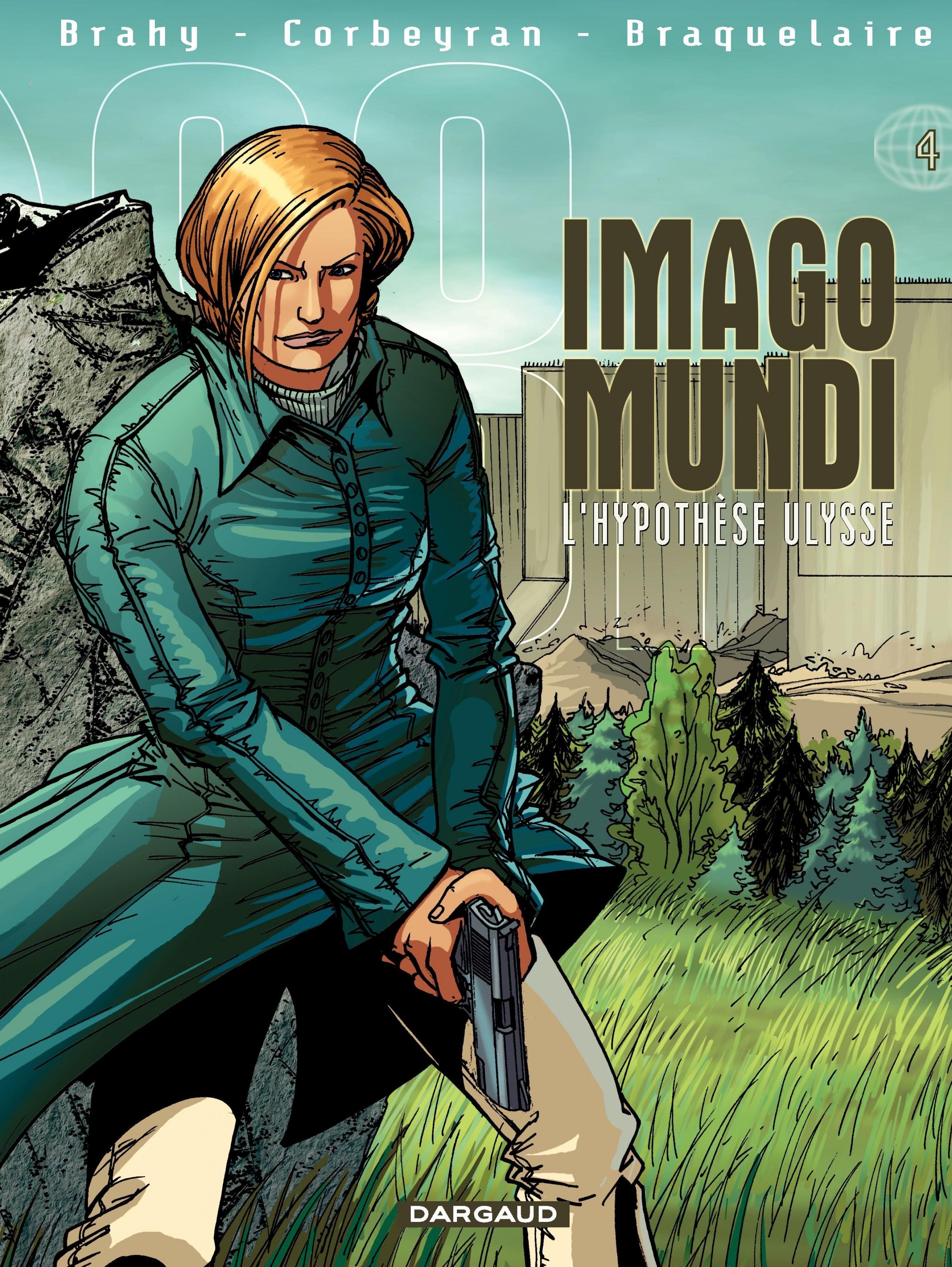 Imago Mundi - Tome 4 - L'Hypothèse Ulysse