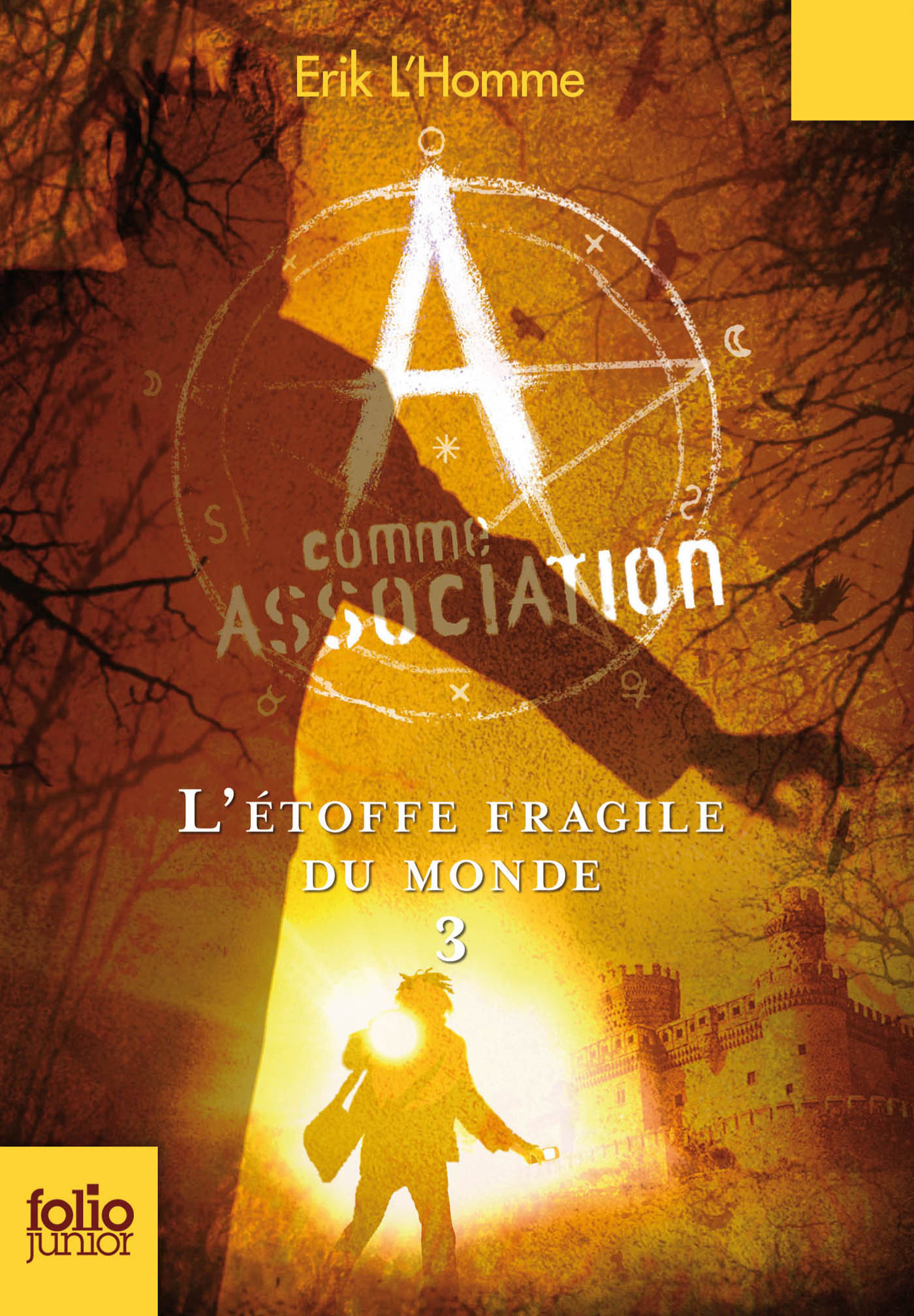 A COMME ASSOCIATION 3 - L'ETOFFE FRAGILE DU MONDE