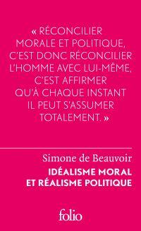 Idéalisme moral et réalisme...