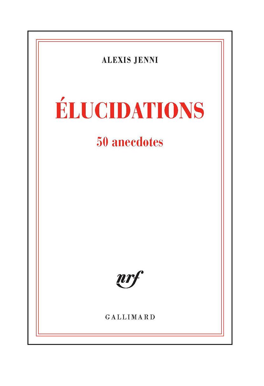 Elucidations
