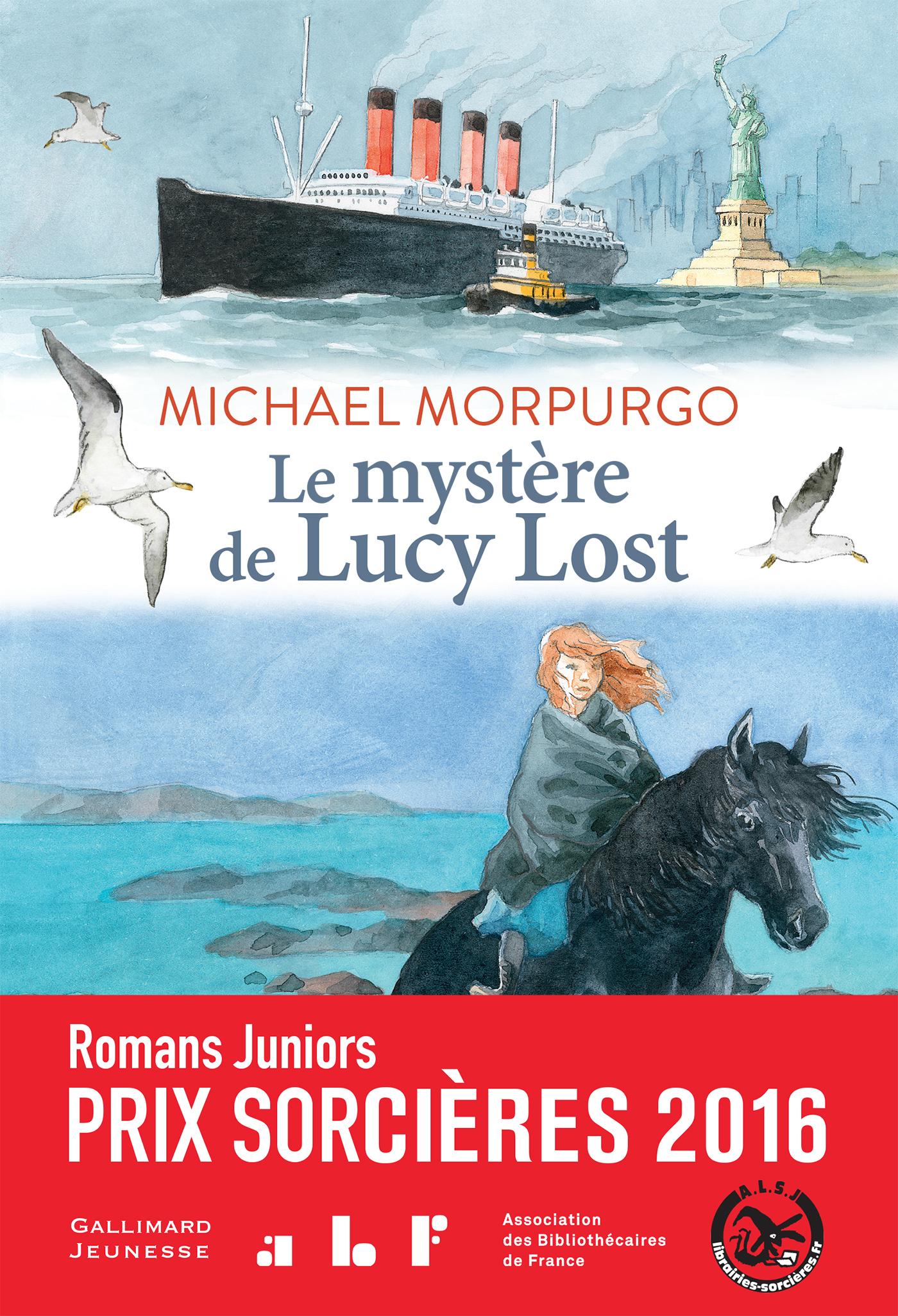 Le mystère de Lucy Lost | Morpurgo, Michael