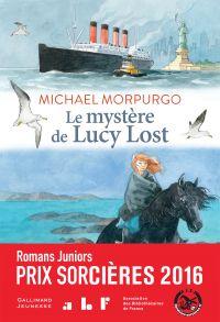 Image de couverture (Le mystère de Lucy Lost)