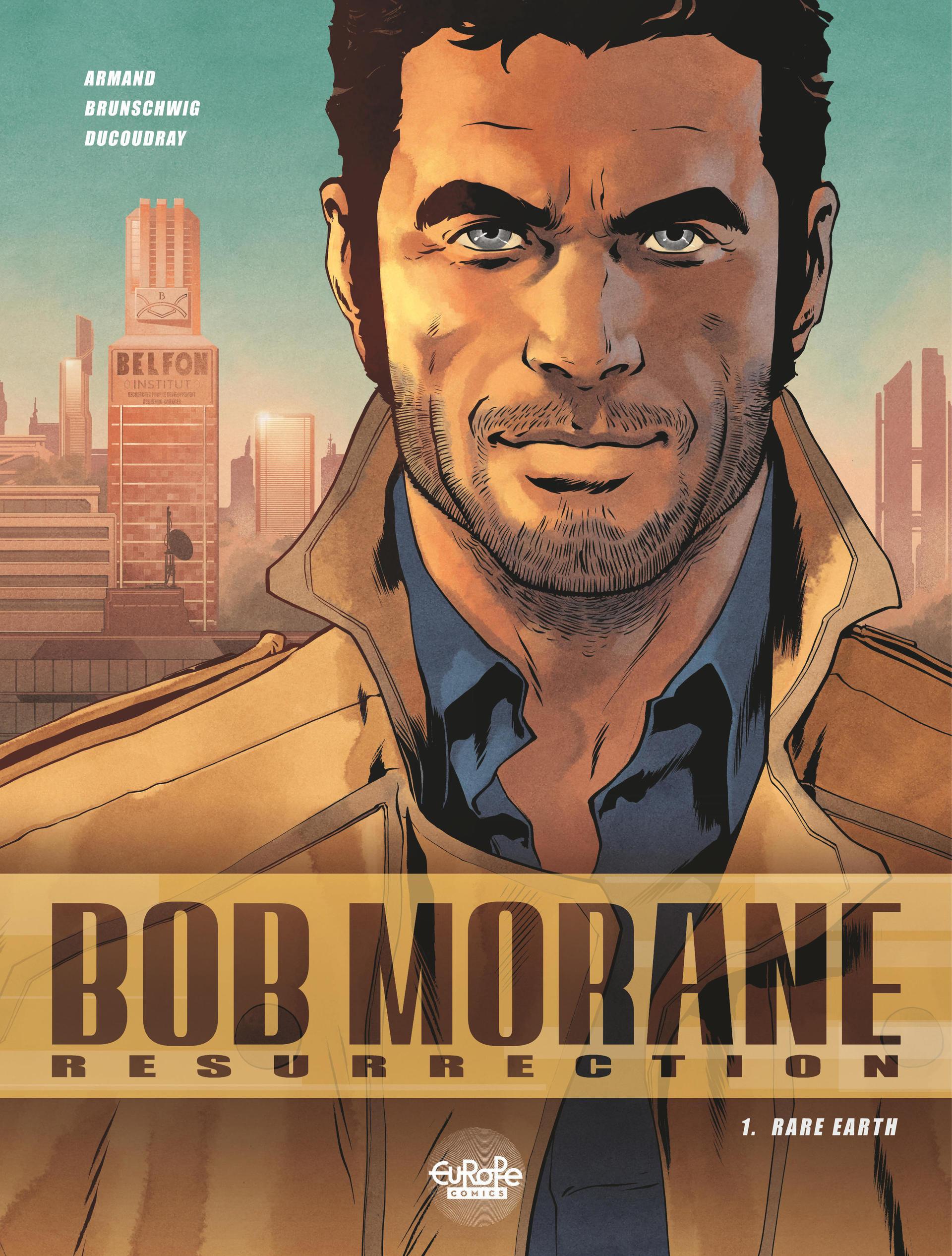 Bob Morane - Volume 1 -  Ra...