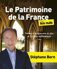 Le Patrimoine de la France pour les Nuls, grand format | BERN, Stéphane. Auteur