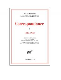 Correspondance (Tome 1 : 1949-1960)