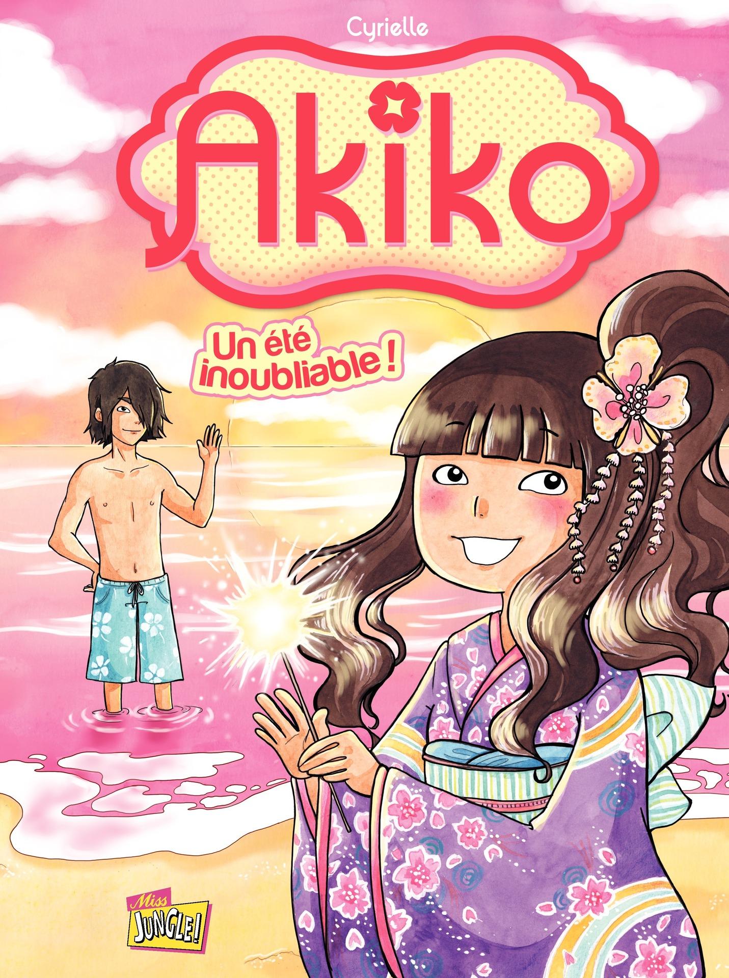 Akiko - Tome 2 - Un été inoubliable ! |
