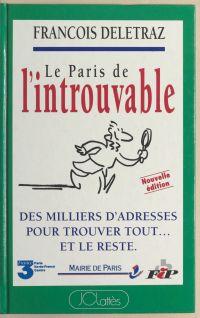 Le Paris de l'introuvable