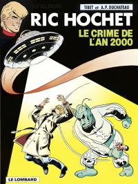 Ric Hochet - tome 50 - Le C...