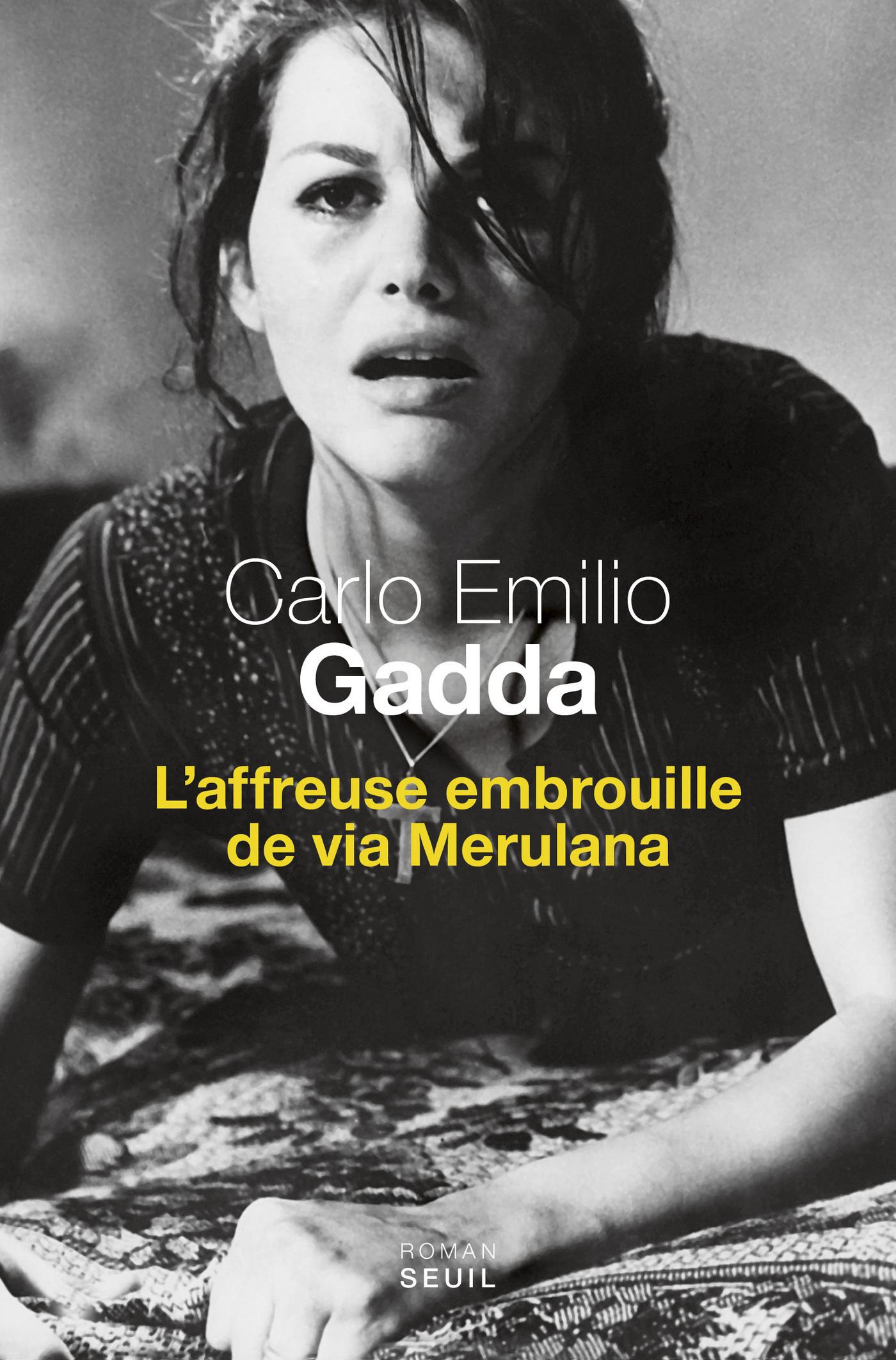 L'Affreuse Embrouille de via Merulana | Gadda, Carlo Emilio