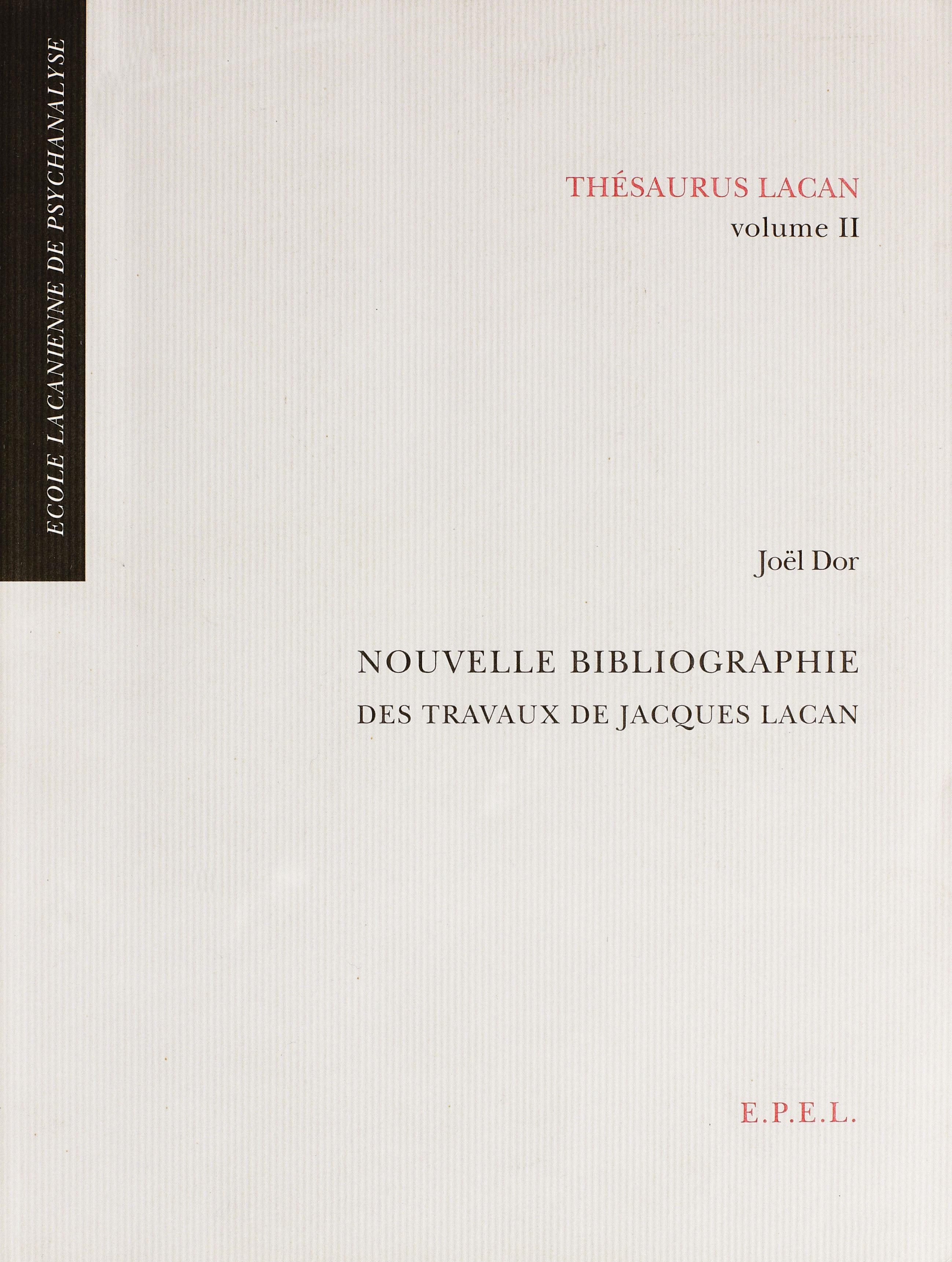 Nouvelle bibliographie des ...