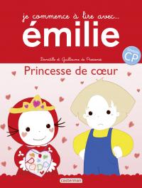 Je commence à lire avec Émi...