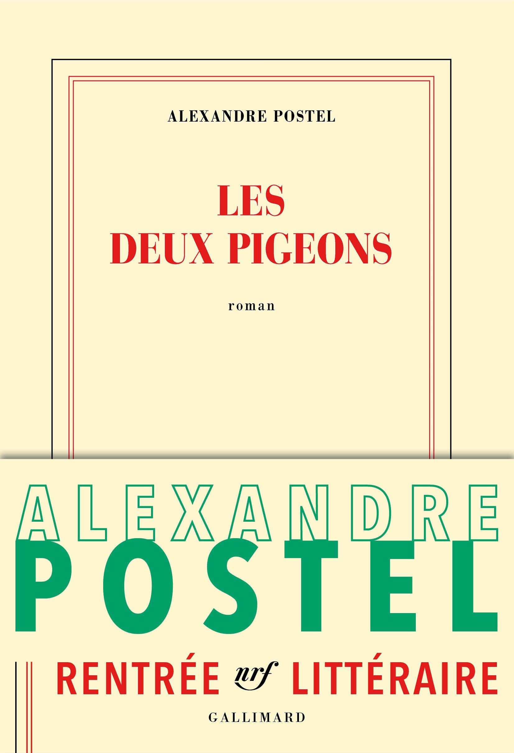 Les deux pigeons | Postel, Alexandre