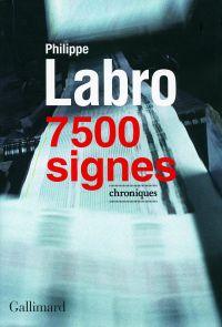 7 500 signes
