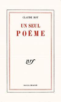 Un seul poème