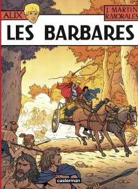 Alix (Tome 21) - Les Barbares