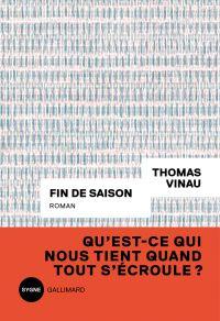 Fin de saison | Vinau, Thomas. Auteur