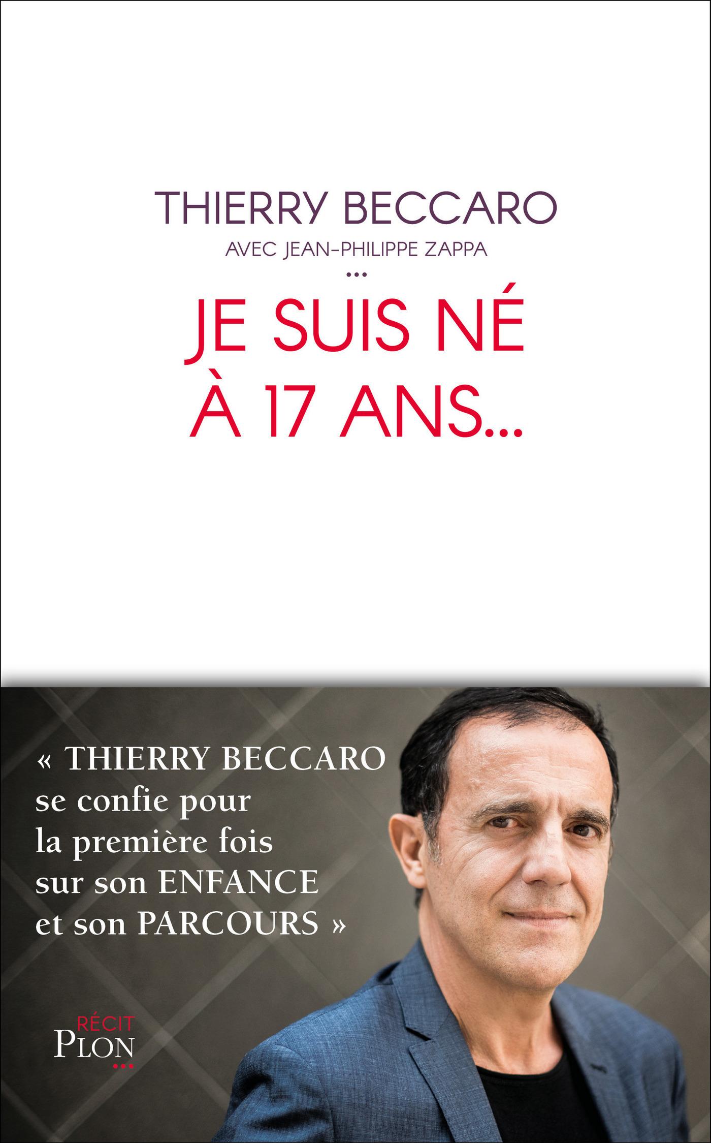 Je suis né à 17 ans... | BECCARO, Thierry