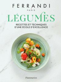 Ferrandi. Légumes | Collectif, . Auteur