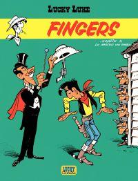 Lucky Luke  - tome 22 - Fingers