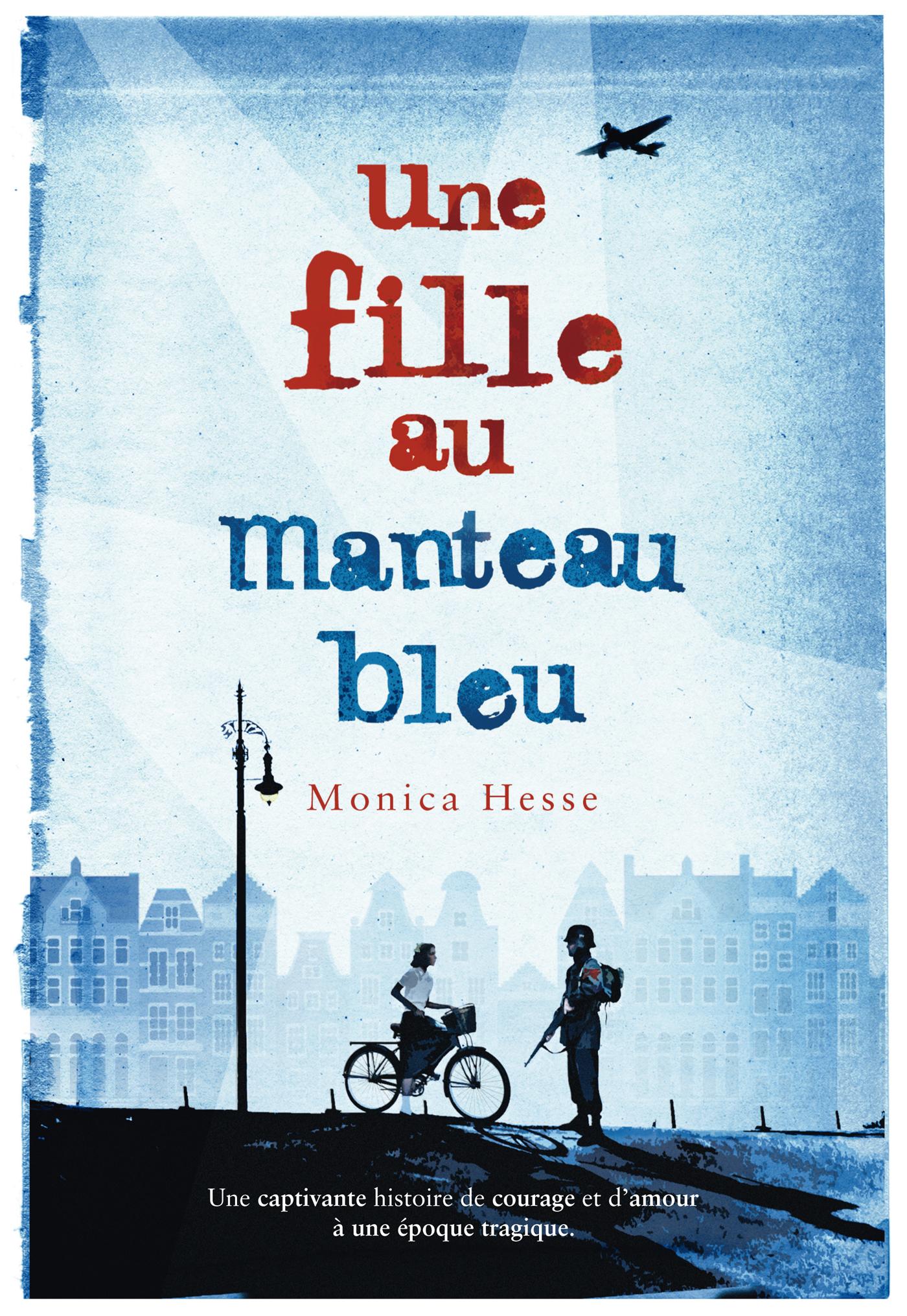 Une fille au manteau bleu | Hesse, Monica