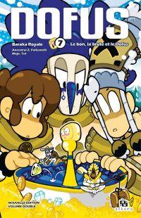 Dofus Manga Double - Tome 7
