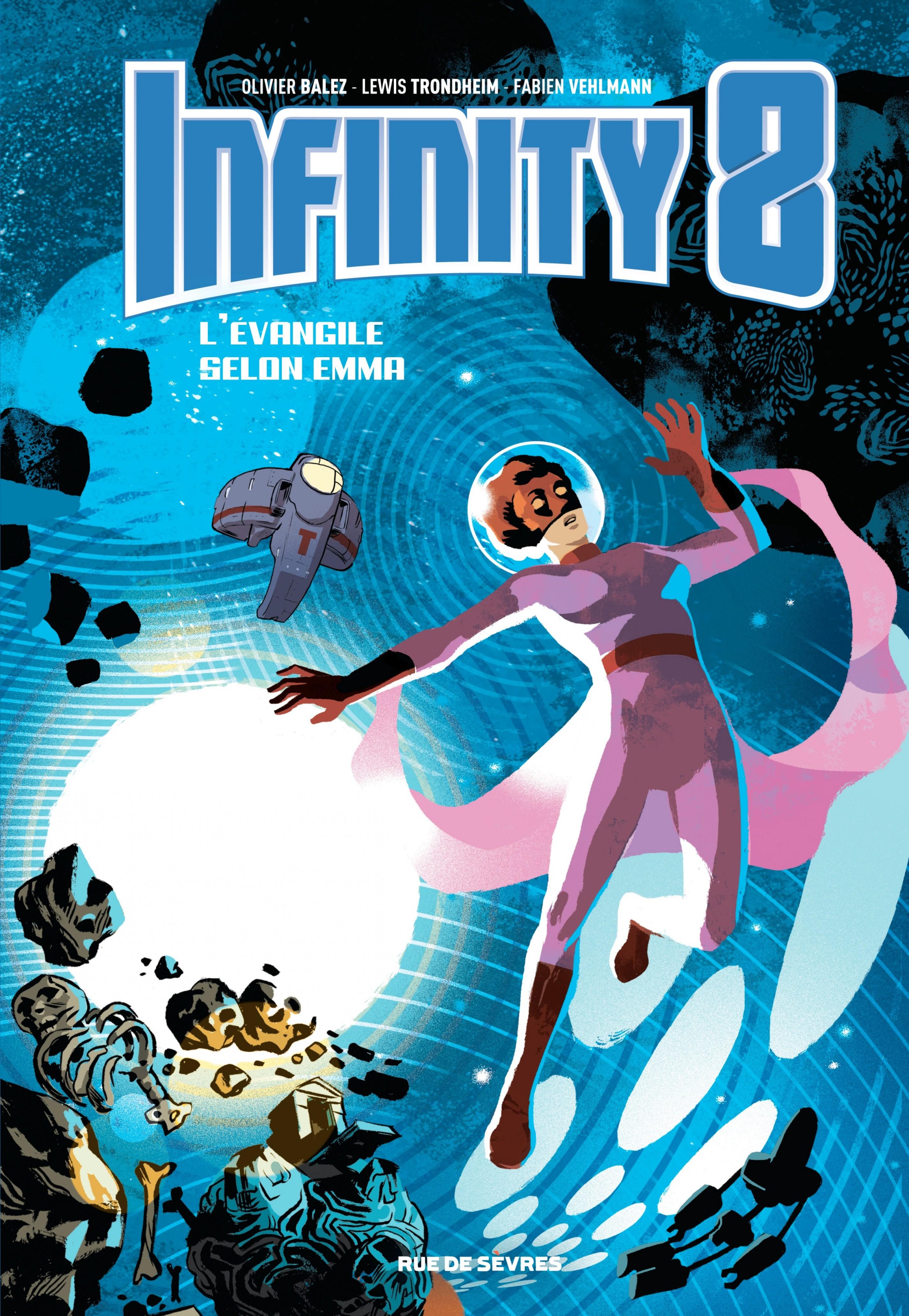 Infinity 8 - Tome 3 - L'Evangile selon Emma