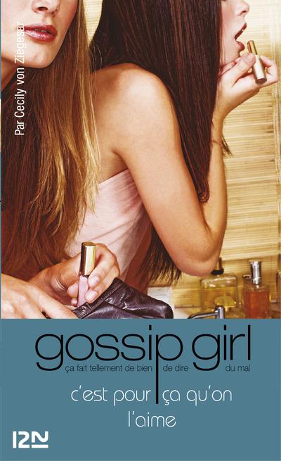 Gossip Girl T5 | VON ZIEGESAR, Cecily