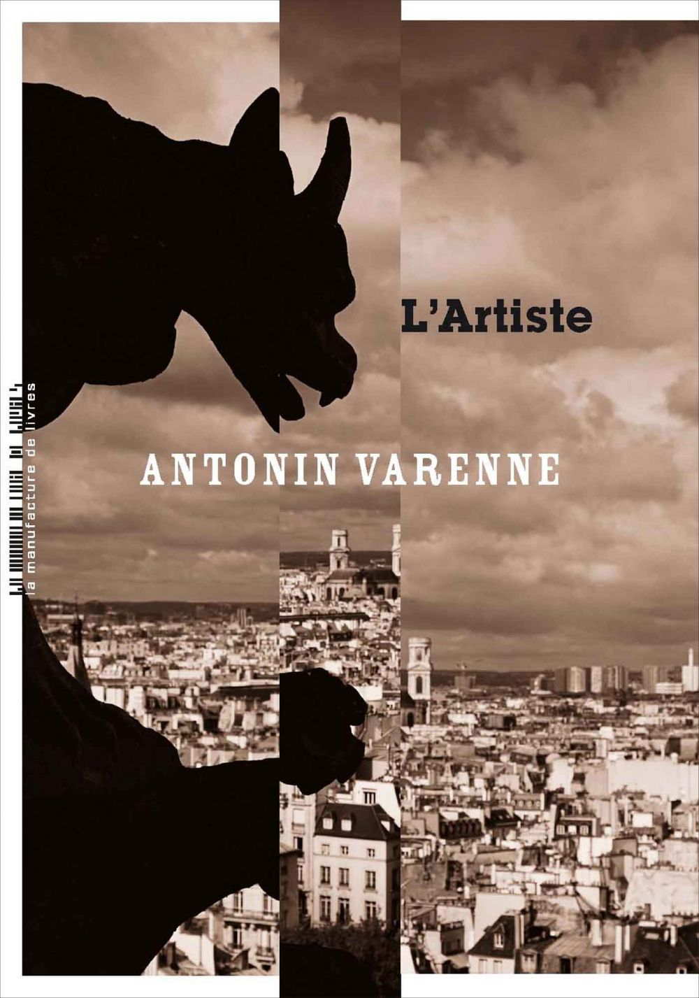 L'Artiste | Varenne, Antonin. Auteur